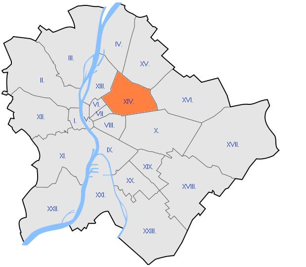 budapest 14 kerület térkép Burkolás Budapest XIV. kerület I burkolás Zugló budapest 14 kerület térkép